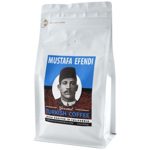 Turkish Coffee Set for One with Mustafa Efendi coffee - Armor