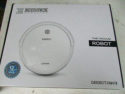 Ecovacs Deebot N79w Multi Surface Robotic Vacuum Cleaner