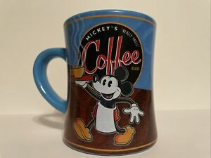 MICKEY-MOUSE-COFFEE-DISNEY-BLEND-CUP-MUG-REALLY-SWELL-THEME-PERK-PARK-EXC