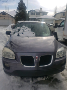 2007 Pontiac Montana van for sale
