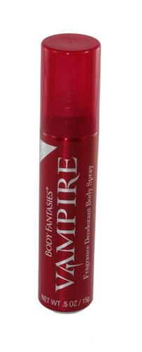 Body Fantasies Vampire Deodorant Body Spray Select Qty For Women N&U by Parfums De Coeur