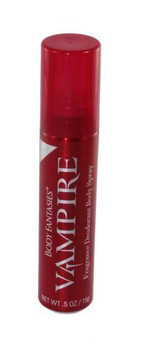 Body Fantasies Vampire Deodorant Body Spray Select Qty For Women N&U by Parfums De Coeur