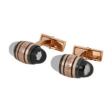 Montblanc StarWalker Contemporary Collection Red Gold PVD Cuff Links 107596