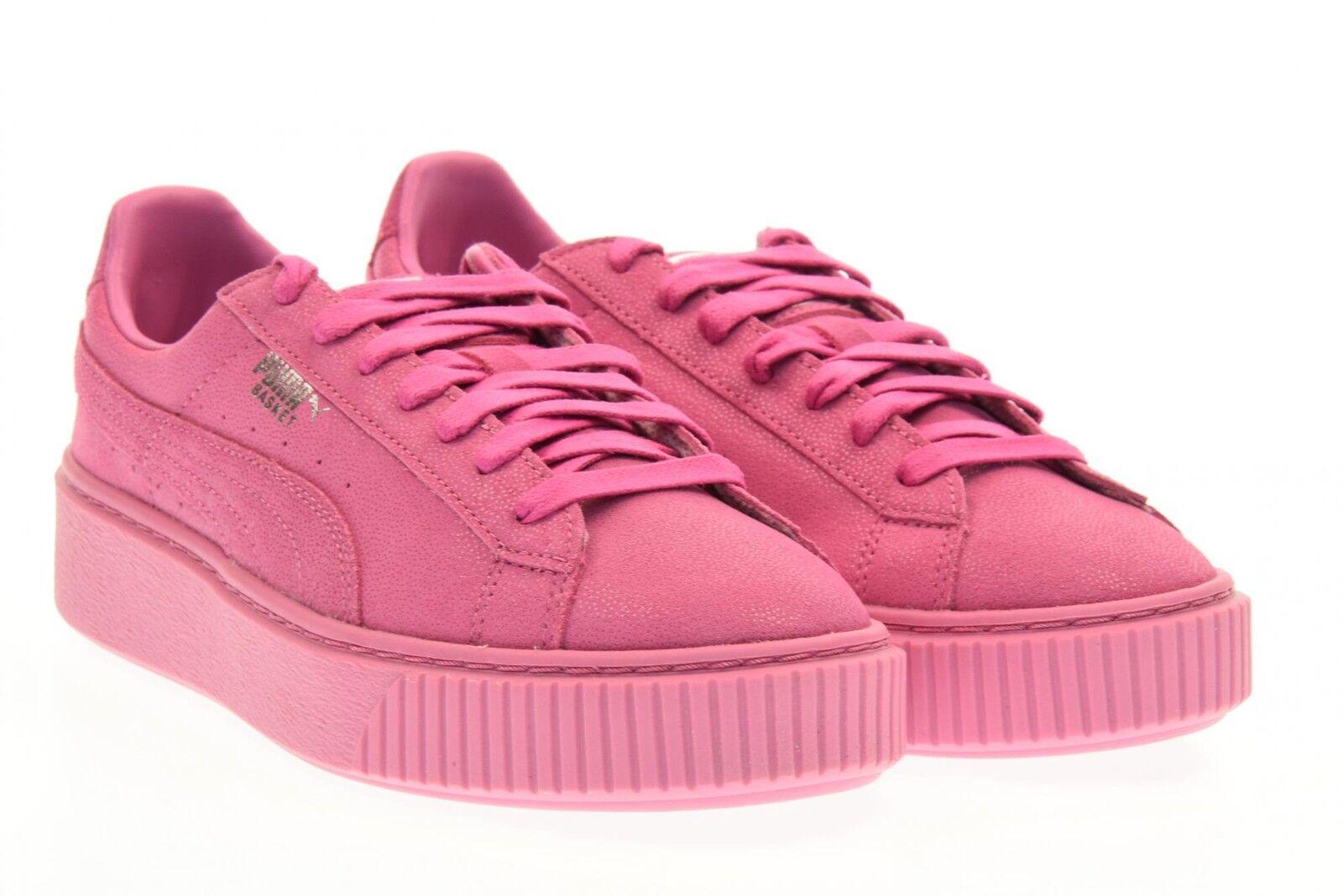 Puma scarpe donna scarpe da ginnastica PLATFORM piattaforma 363313 02 BASKET PLATFORM ginnastica P17 1d1c7e