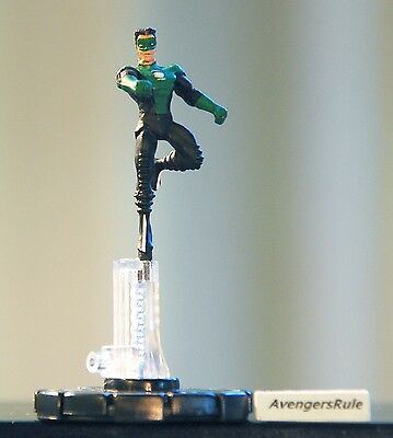Collateral Damage Heroclix 050 Green Lantern Experienced DC
