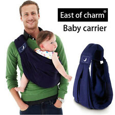 BABY CARRIER INFANT 3-24 MONTH ORGANIC COTTON SPONGE BABY SUSPENDERS BABY SLING