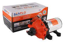 12v Water Diaphragm Pump 20L/min 5.5Gpm 60Psi - Marine RV Boat Sprayer Pump New