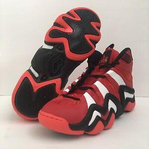 Red Adidas Bianco Taglia Scarpe Kobe 9 Da Bryant 8 Uomo G20784 Basket Crazy ASZxrSE