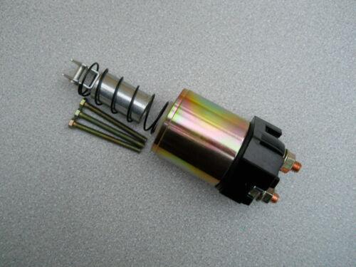 Solenoide 01D103 motor de arranque Starter BMW 324d 524d 324td 524td 2.4 E30 E28 E34 136164