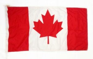 Canadian Flags 2x3, 3x5, 4x6