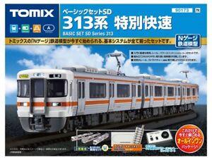 Tomix 90173 Jr Séries 313 Commuter Train Echelle N Démarreur Echelle N Acheter Un Donner Un