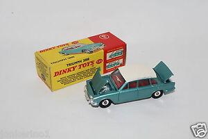 DINKY-TOYS-No-135-TRIUMPH-2000-MECCANO-LTD-FONDO-DI-MAGAZZINO-OR3-033
