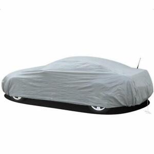 PEVA Sewing Car Cover Waterproof All Weather Sun UV Rain Protection L Size
