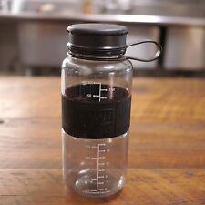 RIDGEWAY by KELTY Black Charcoal Hiking Camping Water Bottle 32oz 1000ml