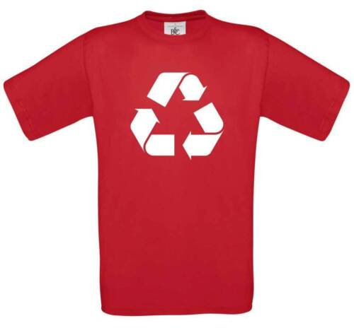 Recycle Arrows t-shirtBBT Leonard Big Bang Theory geek t-shirt top tee 0205