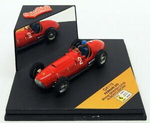 Quartzo-1-43-Scale-Model-Q4115-F1-Ferrari-375-Winner-Spanish-GP-039-50-A-Ascari