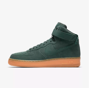 Seasonal price cuts, discount benefits New Men's Nike Air Force 1 High '07 LV8 Shoes Price reduction  Vintage Green//Gum