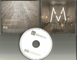 Maroon 5 makes me wonder w rare clean version promo dj cd for Soil unreal lyrics