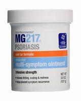 Mg217 Medicated Tar Ointment Intensive Strength Psoriasis Treat... Free Shipping