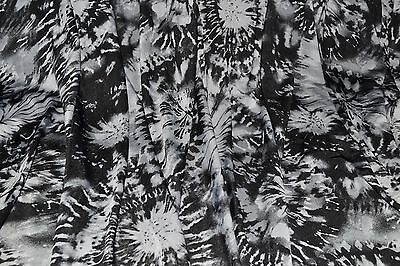 "Stretch Jersey ITY Knit Tye Dye Print Poly Spandex 58"" Wide Fabric By The Yard"