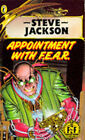 Appointment with F.E.A.R. by Steve Jackson (Paperback, 1985)