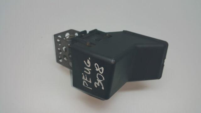 Peugeot 307 1 6 HDi Fan Relay Resistor 9658508980 Myref S11