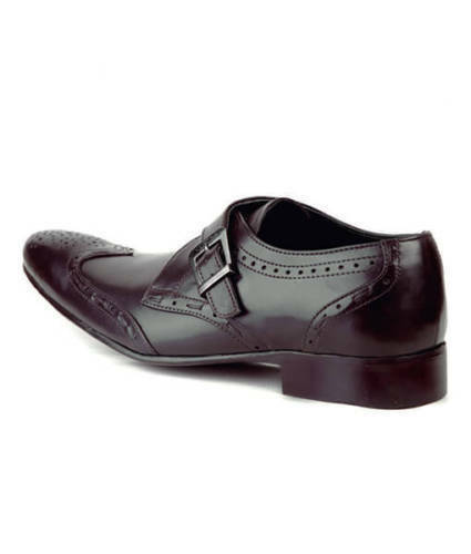MEN NEW HANDMADE LEATHER Schuhe OXFORD OXFORD OXFORD DESIGN CHOCOLATE BROWN FORMAL BUCKLE Schuhe c9208b