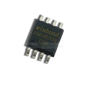 Details about New WINBOND IC Chip FLASH 128M BIT 25Q128JVSQ W25Q128JVSQ  SOP8 Package