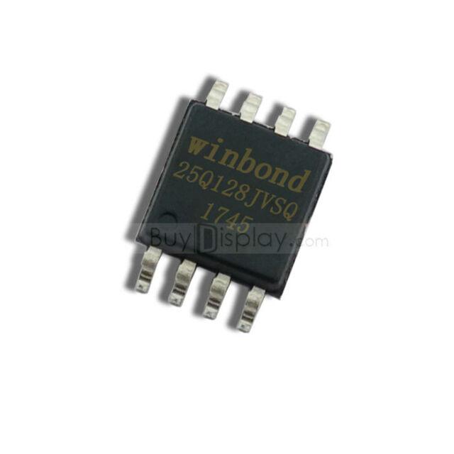 New WINBOND IC Chip FLASH 128M BIT 25Q128JVSQ W25Q128JVSQ SOP8 Package