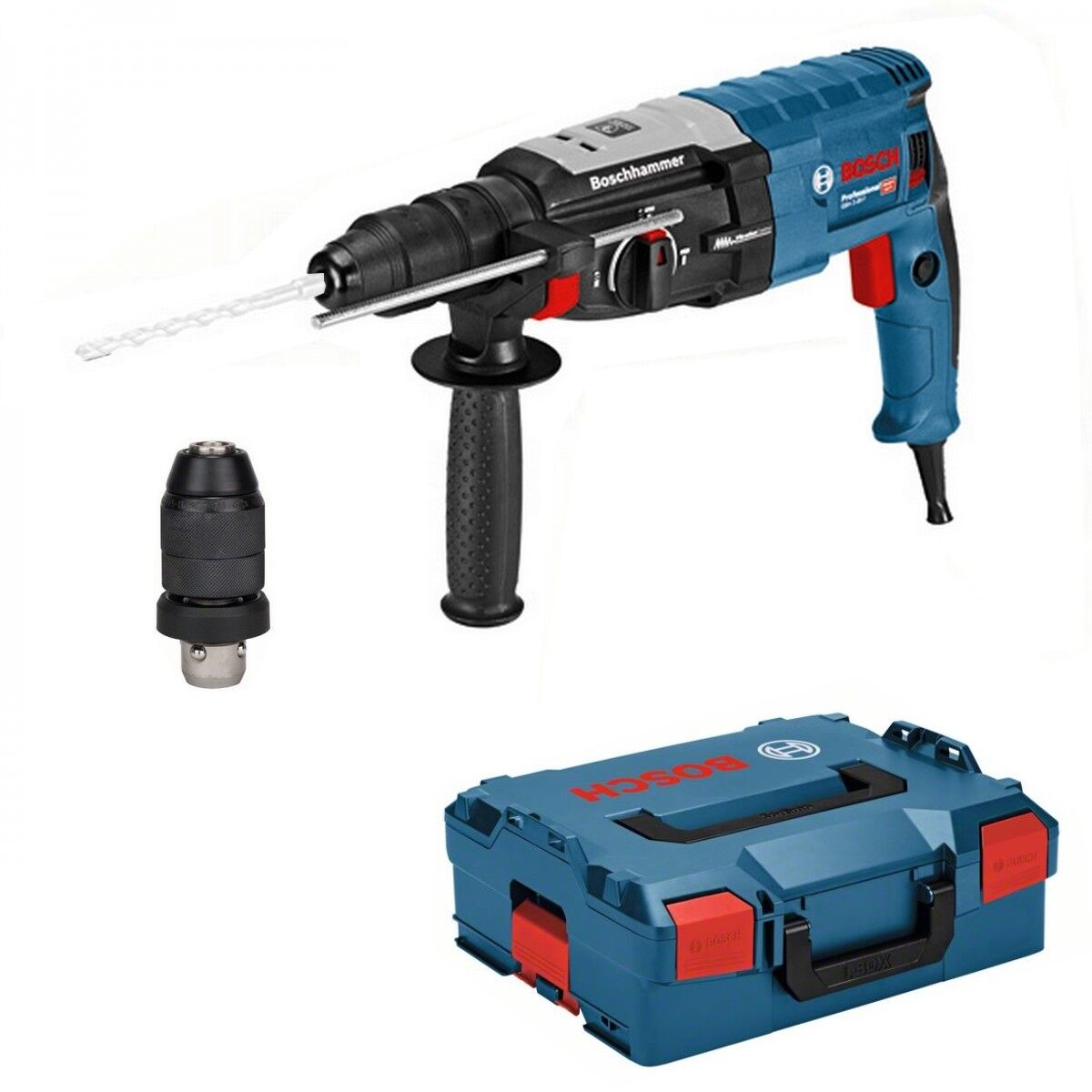 Bosch Bohrhammer GBH 2-28 F SSBF Kombihammer Meißelhammer SDS-Plus neue L-BOXX