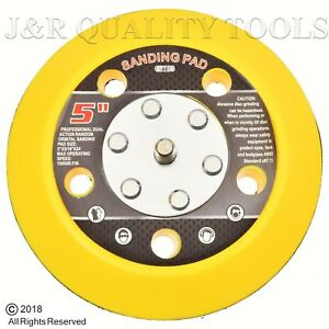 """TGR 6/"""" Hook and Loop with 5//16/""""24 Threads SANDING PAD FOR DA SANDER PALM D//A"""