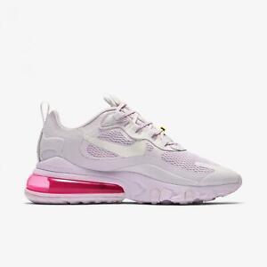 air max 270 react pink grey