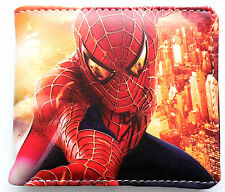 SpiderMan Captain America Wallet and credit cards money notes Picture wallet