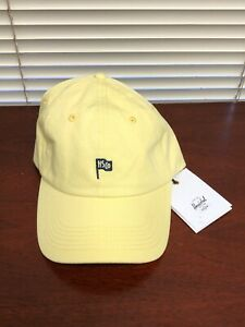 Men/'s Albert Caramel Carbon Coated Hat NWT Herschel Supply Co