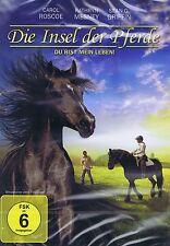 DVD NEU/OVP - Die Insel der Pferde - Du bist mein Leben - Carol Roscoe