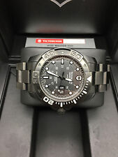 VICTORINOX Swiss Army Dive Master 500M Limited Edition LE Titanium 241175 PVD