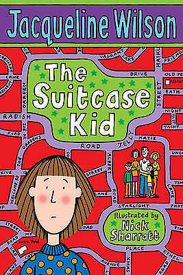 1 of 1 - The Suitcase Kid by Jacqueline Wilson (Paperback, 2006)