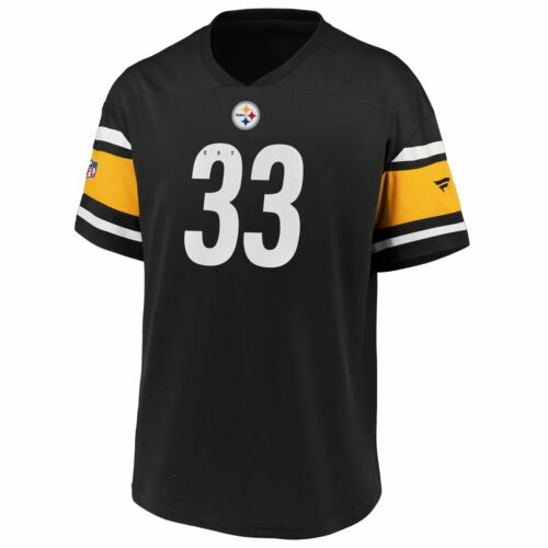 Pittsburgh Steelers Iconic Poly Mesh Supporters Jersey