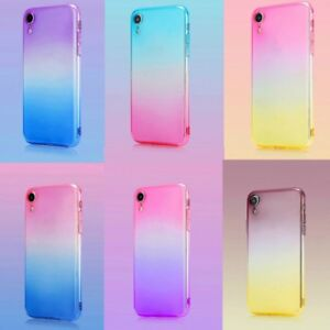 cover iphone 7 arcobaleno