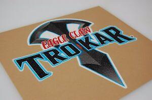 Eagle Claw Trokar Bass Boat Carpet Graphic Multiple