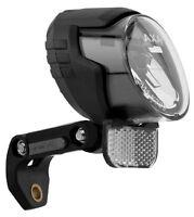 Scheinwerfer LED Fahrrad AXA Luxx 70 Plus USB Nabendynamo Standlicht Sensor