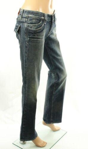 28 Taglia Patta Donna Tasca Jeans Milano Claudio Con Bootcut xpB08S7q