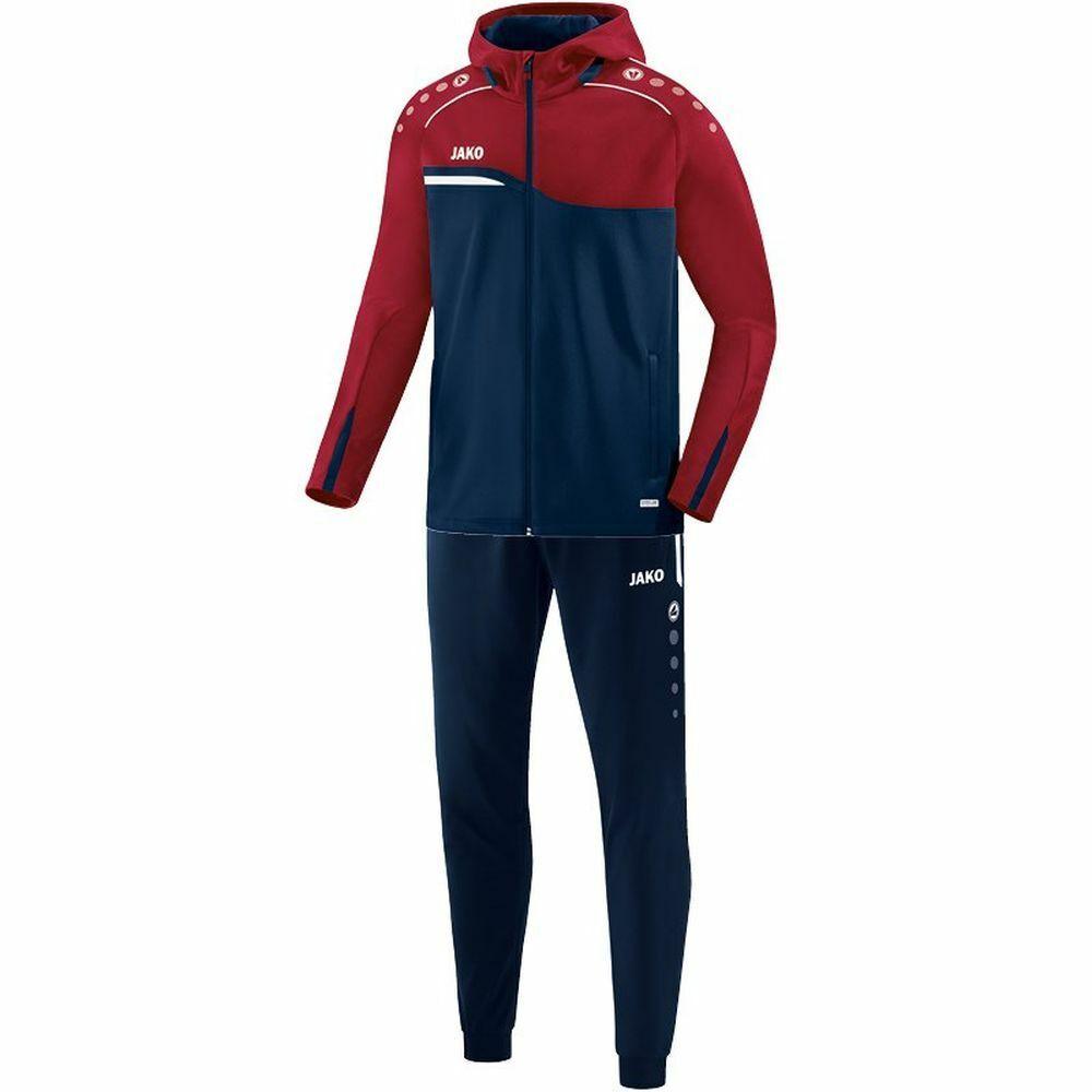 Jako fútbol chándal poliéster competition 2.0 con capucha señores Marine   oferta de tienda