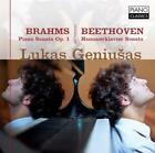 Piano Sonata op.1/Hammerklavier Sonata von Lukas Geniusas (2014)