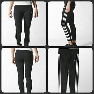 fc4d205f627 Image is loading ADIDAS-PERFORMANCE-ESSENTIALS-3-STRIPES-WOMEN-039-S-