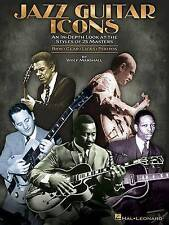 Wolf Marshall: Jazz Guitar Icons by Wolf Marshall (Paperback, 2013)