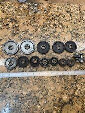 Atlas 618 Craftsman 101 6 Lathe Complete Change Gears Spacers Bushings N638