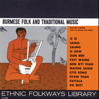 Various Artists - Burmese Folk Traditional / Various [new Cd] on Sale