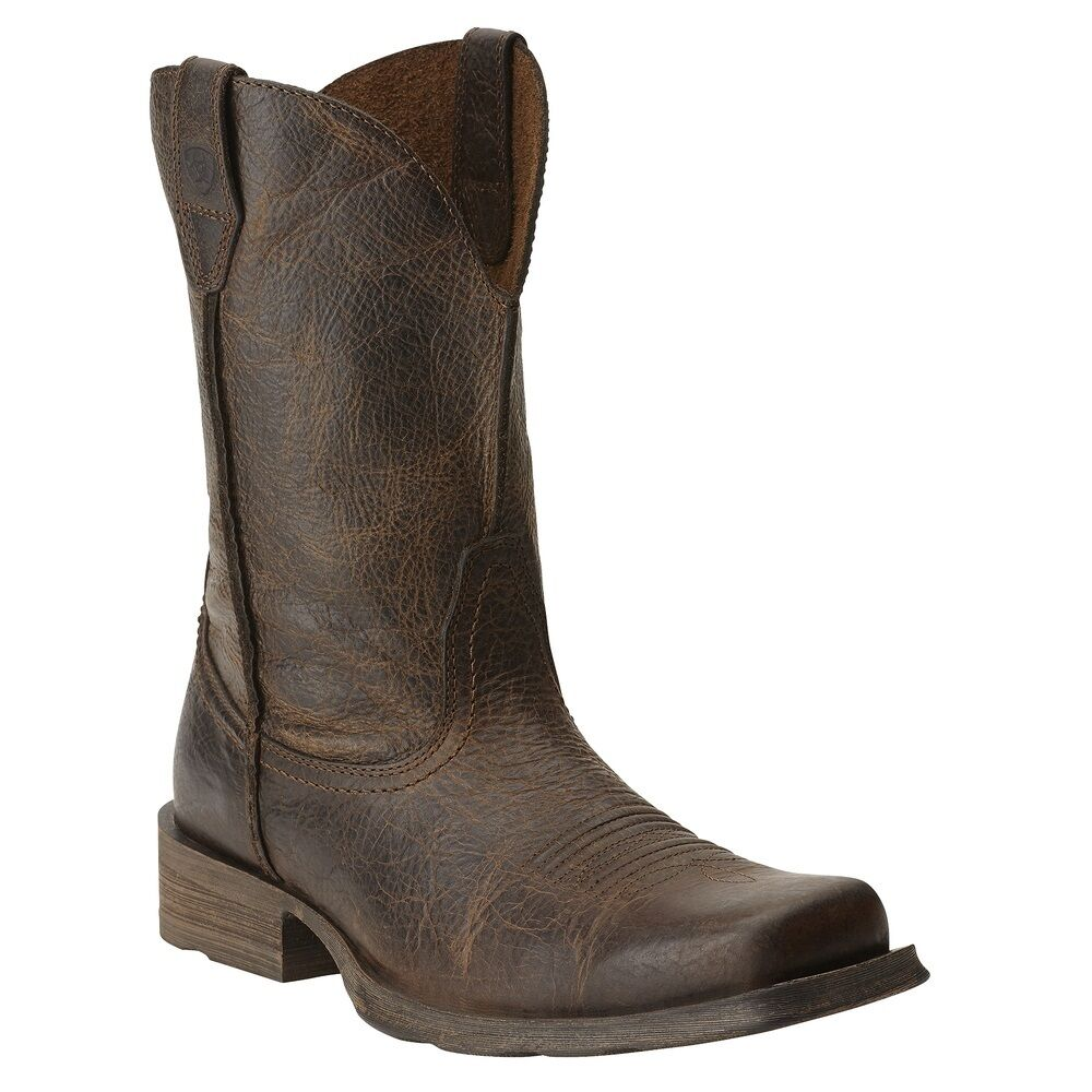Ariat® Men's Rambler Brown Wicker Boot 10015307