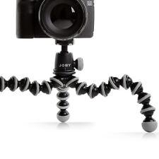 Joby GorillaPod SLR Zoom Tripod & Ball Head Bundle for DSLR - Black / Grey